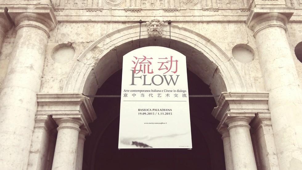 Basilica Palladiana insegna FLOW 1